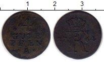 Изображение Монеты Пруссия 4 пфеннига 1764 Медь VF