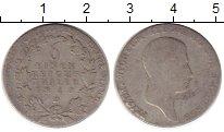 Изображение Монеты Пруссия 1/6 талера 1818 Серебро VF