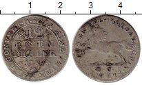 Изображение Монеты Германия Брауншвайг-Вольфенбюттель 1/12 талера 1789 Серебро VF