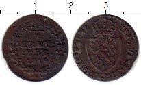 Изображение Монеты Германия Нассау 1/4 крейцера 1819 Медь VF