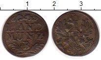 Изображение Монеты Германия Бранденбург-Байрот 6 пфеннигов 1755 Серебро XF-