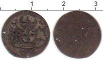 Изображение Монеты Германия Вюрцбург 3 пфеннига 1763 Серебро VF