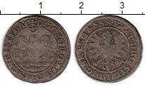 Изображение Монеты Германия Силезия 1 крейцер 1655 Серебро VF