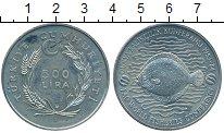 Изображение Монеты Турция 500 лир 1984 Медно-никель UNC ФАО