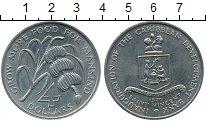 Изображение Монеты Северная Америка Сент-Винсент 4 доллара 1970 Медно-никель UNC