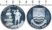 Изображение Монеты Кирибати 5 долларов 1996 Серебро Proof-