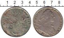 Изображение Монеты Германия Бавария 1 талер 1772 Серебро XF