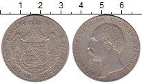 Изображение Монеты Саксе-Мейнинген 1 талер 1859 Серебро XF Бернард