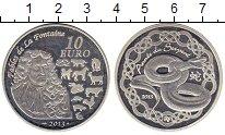 Изображение Монеты Европа Франция 10 евро 2013 Серебро Proof-