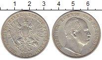 Изображение Монеты Пруссия 1 талер 1870 Серебро XF-