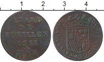 Изображение Монеты Европа Франция 1 лиард 1681 Медь VF