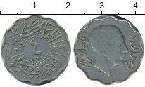 Изображение Монеты Азия Ирак 4 филса 1931 Медно-никель XF