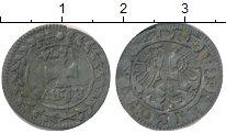 Изображение Монеты Германия Франкфурт 1 альбус 1654 Серебро VF