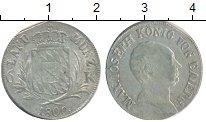 Изображение Монеты Бавария 6 крейцеров 1809 Серебро XF-