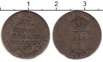 Изображение Монеты Германия Померания 1/48 талера 1767 Серебро VF