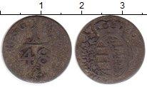 Изображение Монеты Германия Саксен-Кобург-Готта 1/48 талера 1740 Серебро VF