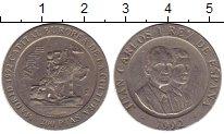 Изображение Монеты Испания 200 песет 1992 Медно-никель XF