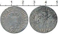 Изображение Монеты Германия Любек 1 шиллинг 0 Серебро VF