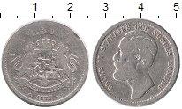 Изображение Монеты Европа Швеция 1 крона 1877 Серебро VF