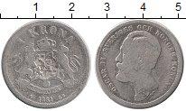 Изображение Монеты Швеция 1 крона 1881 Серебро VF Оскар II