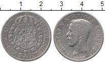 Изображение Монеты Европа Швеция 1 крона 1918 Серебро XF