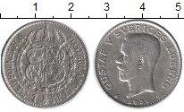 Изображение Монеты Европа Швеция 1 крона 1931 Серебро XF