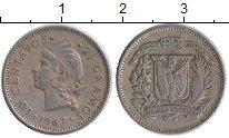 Изображение Монеты Доминиканская республика 10 сентаво 1967 Медно-никель XF