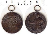 Изображение Монеты Швейцария Медаль 1933 Серебро XF Стрелковый фестиваль