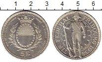 Изображение Монеты Европа Швейцария 5 франков 1934 Серебро XF