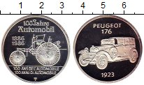 Изображение Монеты Европа Германия Медаль 1986 Серебро Proof-