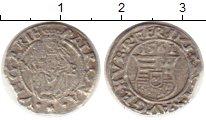 Изображение Монеты Венгрия 1 денарий 1561 Серебро VF