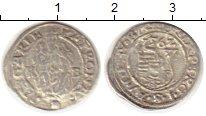 Изображение Монеты Европа Венгрия 1 денарий 1562 Серебро VF