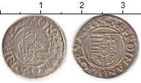 Изображение Монеты Венгрия 1 денарий 1558 Серебро VF