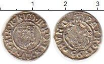 Изображение Монеты Европа Венгрия 1 денарий 1593 Серебро VF