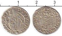 Изображение Монеты Венгрия 1 денарий 1563 Серебро VF