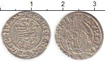 Изображение Монеты Европа Венгрия 1 денарий 1563 Серебро VF