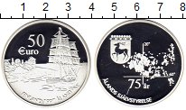 Изображение Монеты Финляндия 50 евро 1997 Серебро Proof