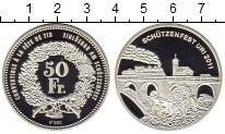 Изображение Монеты Европа Швейцария 50 франков 2011 Серебро Proof