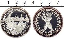 Изображение Монеты Швейцария 50 франков 1986 Серебро Proof-
