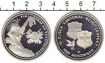 Изображение Монеты Швейцария 50 франков 1989 Серебро Proof- Стрелковый Фестиваль