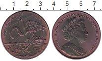 Изображение Монеты Северная Америка Виргинские острова 5 долларов 2015 Титан UNC