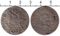 Изображение Монеты Европа Австрия 20 крейцеров 1811 Серебро F