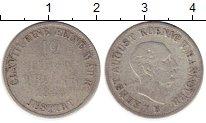 Изображение Монеты Германия Ганновер 1/12 талера 1846 Серебро VF