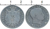 Изображение Монеты Европа Италия 1 лира 1810 Серебро VF
