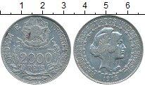 Изображение Монеты Южная Америка Бразилия 2000 рейс 1913 Серебро XF-