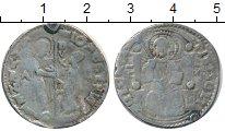 Изображение Монеты Италия Венеция 1 гроссо 0 Серебро VF