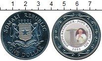 Изображение Монеты Африка Сомали 1 доллар 2005 Медно-никель UNC