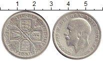 Изображение Монеты Европа Великобритания 1 флорин 1928 Серебро VF