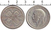 Изображение Монеты Европа Великобритания 1 флорин 1935 Серебро VF