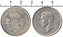 Изображение Монеты Европа Великобритания 2 шиллинга 1939 Серебро VF